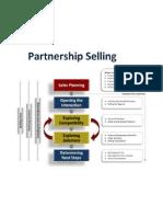 Partnership Selling Model - 2011