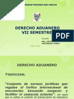 DIAPOSITIVAS ADUANERO