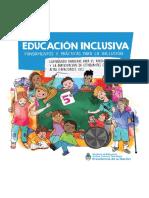 Cuadernillo Inclusión Nación
