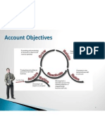 Account Objectives