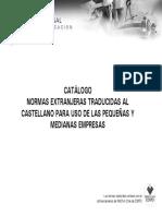CATALOGO NORMAS TRADUCIDAS.pdf