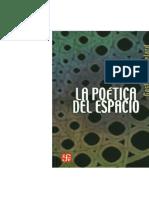 POÉTICA DEL ESPACIO
