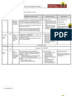 Yearly Plan Science Form 3 2011
