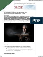 Die Angst vieler Physiker vor der Raumenergie, eine wissenschaftssoziologische Betrachtung – Teil 2 - Kopp-Verlag