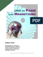 Estudo do Passe e do Magnetismo - Adilson Mota