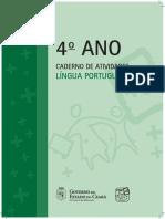 PORTUGUES 4 ANO