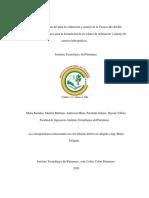 Informe final Cuencas Hidrograficas.