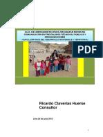 Guía comunicación enfoque ordenamiento territorial
