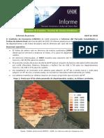 Informe Del Mercado Inmobiliario - Abril 2020