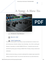 Mixing A Song_ A How-To-Guide - THE CURIOUS MIXER