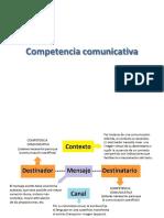 La competencia-comunicativa