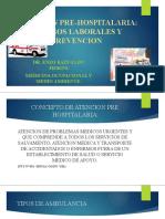 ATENCION DE PACIENTES EN EL INTRA Y EXTRAHOSPITALARIO-BAZUALDO