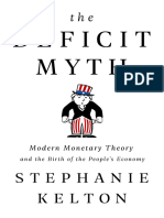 The Deficit Myth_ Modern Monetary Theory and the Birth of the People's Economy by Stephanie Kelton