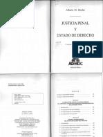 Binder - Justicia penal y estado de derecho - 2004