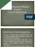 Unit 1 Environmental Lawspptx