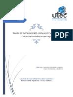 Cálculo de Unidades de Descarga