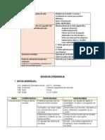 Información evaluación de desempeño