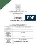 CHM151 LAB 1