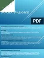 NORMATIVAS OSCE