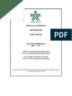 Guia de Aprendizaje DRE 3-01