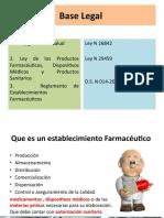 Establecimientos farmacéuticos 1