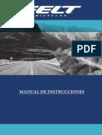 FELT MANUAL DE INSTRUCCIONES