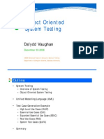 20061203 Vaughan Object Oriented System Testing(2)