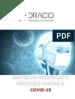 Catalogos de Produtos de Prevenção e Proteção contra o COVID-19