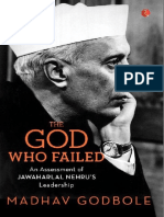 The God Who Failed_ An Assessment of Jawaharlal Nehru's Leadership ( PDFDrive.com )