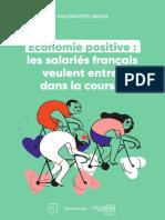 Enquête salariés économie positive