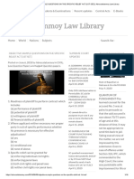 OBJECTIVE SAMPLE QUESTIONS ON THE SPECIFIC RELIEF ACT [1ST SET] _ Advocatetanmoy Law Library
