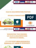 Affichage Mural Ville Aggl 1. Positive LH Forum 2013 Doc 2 1 1