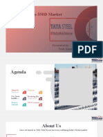 Tata Steel Market Strategy Yash PPT.pptx
