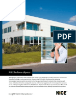 NICE Perform eXpress Brochure