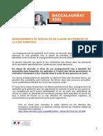 BAC2021- Presentation_des_enseignements_de_specialite_de_la_voie_generale_ONISEP
