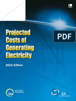 Projected Costs of Generating Electricity 2010