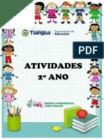 ATIVIDADES 2º ANO