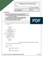 Atividade de Pesquisa 01 - Fundamentos Da Programação