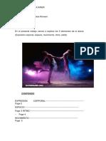 Revolucion de la danza, Santiago Archila y Nicolas Romero