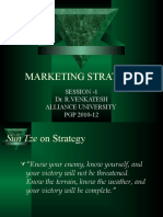 1 Strategic Marketing- Session 1 for Pgp 2010-12 Sem II