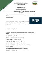 GUIA DE EDER CORZO  octavo B