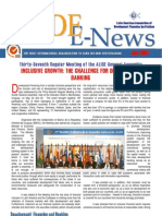 ALIDE E-News 2007-07
