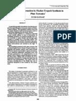 Petroleum Formation by Fischer-Tropsch Synthesis - Peter Szatmari