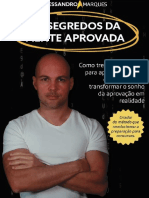 Os Segredos da Mente Aprovada - Alessandro Marques