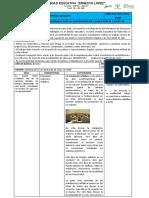 PLAN DE REFUERZO E.C.A SEMANA 7