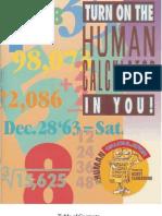 Turn on the Human Calculator in You!