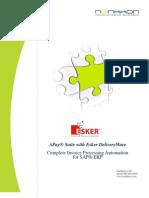 Norikkon APay Suite 2009 w Esker OCR_Scan