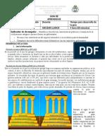 GUIAS DE APRENDIZAJE SOCIALES GRADO 6 cultura griega parte II