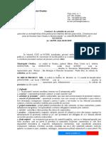 contract asistenta tehnica din partea proiectantului -  pista de biciclete etapa 3