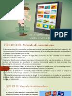 Mercado de consumidores DIAPOSITIVAS